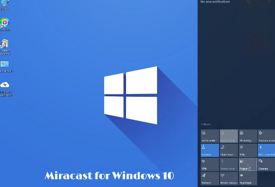 Miracast for Windows 10